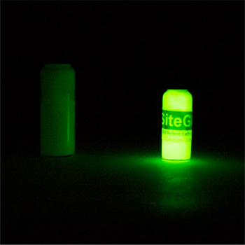 siteglo glow in the dark gun sight paint why siteglo. Black Bedroom Furniture Sets. Home Design Ideas
